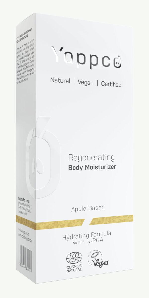 wege kosmetyki do pielęgnacji ciała - opakowanie